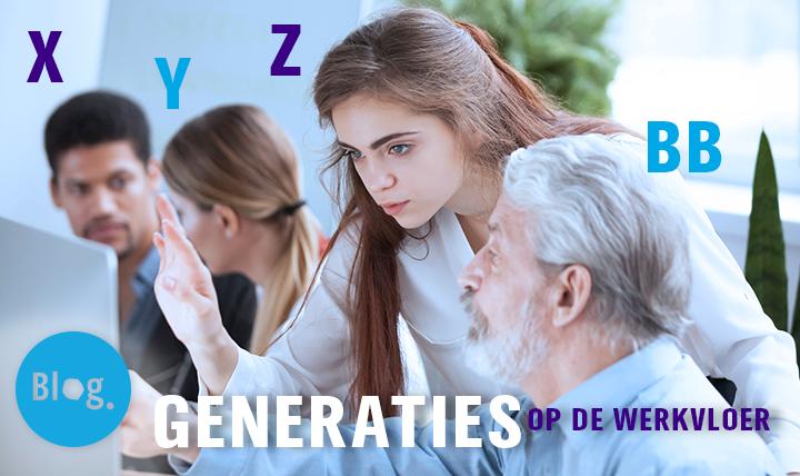 generaties werkvloer
