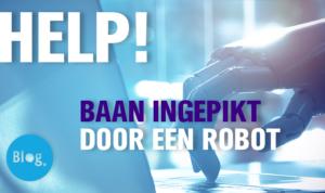 help baan ingepikt door robot